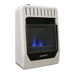 ProCom Dual Fuel Vent-Free Blue Flame Wall Heater