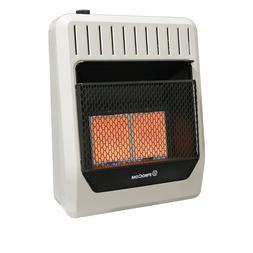 ProCom MG2TIR Ventless Dual Fuel  Gas Wall Heater  18,000-20