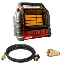 Mr. Heater Propane Big Buddy Portable Heater w/ 10' Propane