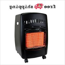 Propane Cabinet Gas Portable Heater 18K BTU Garage Room Heat