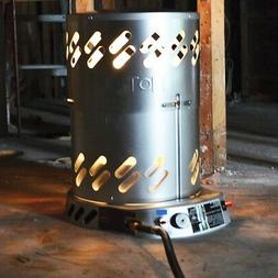 Propane Convection Heater - 80,000 BTU - 1,900 sqft - Portab