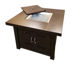 Propane Fire Pit Table Patio Table Heater Outdoor Gas Firepi