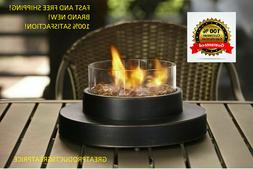 Propane Fire Pit Tabletop Outdoor Patio Heater 6000 BTU Port