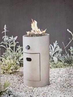 Propane Gas Fire Pit Outdoor Patio Heater Portable Firebowl