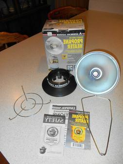 """Propane Heater American Camper 3000 BTU 6"""" Reflector Adjusta"""