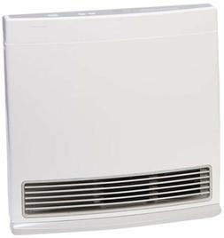 propane heater wall mount fan