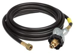 propane hose regulator assembly