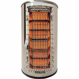 Propane Infrared Heater Stainless Steel Portable Outdoor War