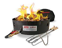 Camp Chef Propane Outdoor Portable Campfire