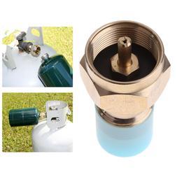 propane refill adapter lp gas cylinder tank