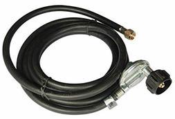Propane Regulator Hose 12 Ft Low Pressure for Heater Fire Pi