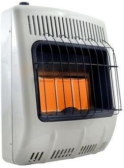 Radiant Propane Portable Heater 18,000 BTU Vent Free Thermos