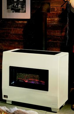 Empire RH-65B 65,000 BTU Visual Flame Vented Room Console He