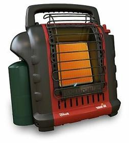 Safe Portable Propane Heater  w Piezo Igniter For Indoor or