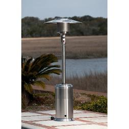 WT Living Stainless Steel Pro Series Commercial Outdoor Pati