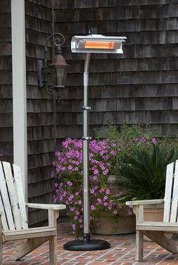 Fire Sense Stainless Steel Telescoping Offset Pole Mounted I