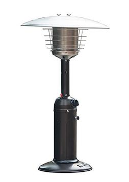 Legacy Heating Tabletop Patio Heater, Mocha Powder Coating