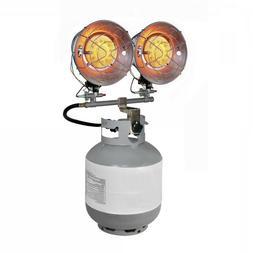 Tank Top Propane Heater Portable Indoor Outdoor Shop Dyna Gl