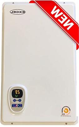 Excel Pro Tankless Gas Water Heater LPG PROPANE GAS 6.6 GPM