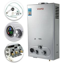 Tankless Hot Water Heater Propane Gas LPG 1.2GPM On-Demand 6