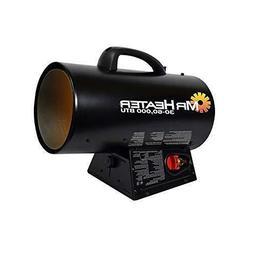 Torpedo Heater Fan Barrel 60000BTU Forced Propane Hot Air Bl
