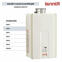 Rinnai V65ip 6 6 Gpm Indoor Low Nox Tankless