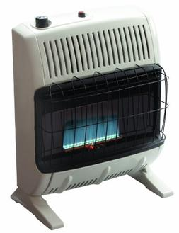 Mr Heater Vent Free 20,000 BTU Blue Flame, LP Gas Heater - M