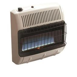 Mr Heater F299732 Vent Free 30,000 BTU Blue Flame Propane Ga