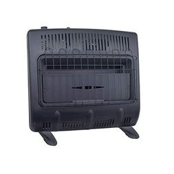 Mr. Heater Vent-Free 30,000 BTU Natural Gas Garage Heater -