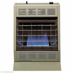 Empire Vent-Free Blue Flame Heater LP 20000 BTU, Thermostati