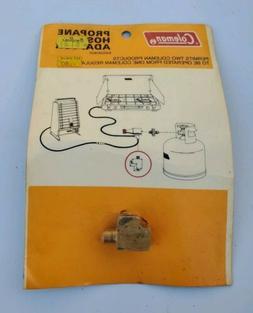 VTG NOS 5410a1601 Coleman Propane Hose Adaptor Fitting for C