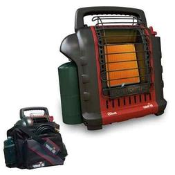 Indoor Propane Gas Heater Portable w/ Carry Bag Ideal for En