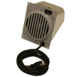 Wall Heater Blower Fireplace Stove Accessories Part Electric