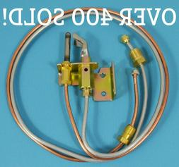 Water Heater Pilot Assembly includes pilot thermocouple and